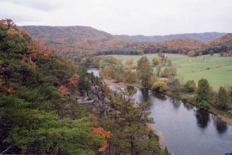 Milestones in Permanent Land Protection, VA, WV