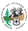 George Washington Jefferson National Forest Logo