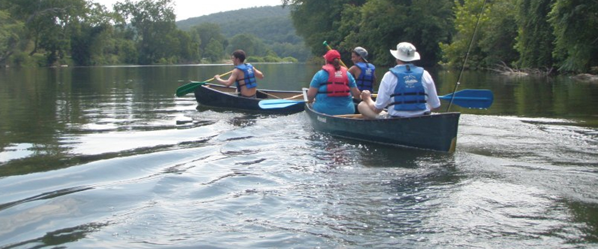 Restoring the health of the land and waters of the Potomac River Basin